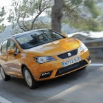 SEAT Ibiza in der neusten Version 2012