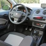 Das Cockpit des SEAT Ibiza der neusten Generation