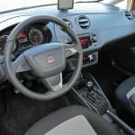 Das Interieur des neuen SEAT Ibiza