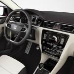 Das Cockpit des Seat Toledo Concept