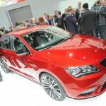 Seat präsentiert in Genf den Toledo Concept