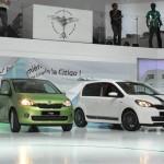 Skodas Stadtflitzer Citigo als Fünftürer hat Weltpremiere auf der Genfer Automesse