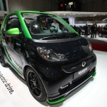 Smart Brabus Electric Drive - Das Elektroauto soll Ende 2012 kommen