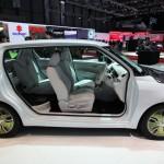 Der Suzuki Swift Range Extender auf der Automesse in genf