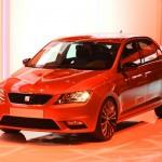 Der Seat Toledo Concept auf dem Genfer Automobilsalon 2012