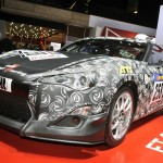 Toyota präsentiert in Genf seinen Sportwagen GT86