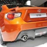 Der neue Toyota GT86 leistet rund 200 PS