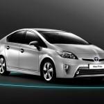 Toyota Prius 2012 mit einigen Neuerungen