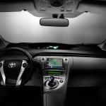 Das Interieur des neuen Toyota Prius