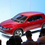 VW Cross Coupe Plug-in-Hybrid in Genf: