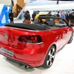 Volkswagen zeigt das neue Golf GTI Cabriolet in Genf