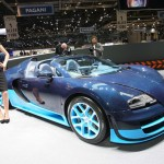 Bugatti Veyron 16.4 Grand Sport Vitesse schafft den Sprint auf 100 km/h in nur 2,6 Sekunden