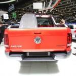 VW präsentiert in Genf das Concept Car Amarok Canyon