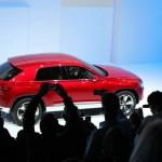 Volkswagen Cross Coupe hat ein Gewicht von 1,86 Tonnen