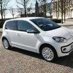 Volkswagen Up 2012 als 4-Türer