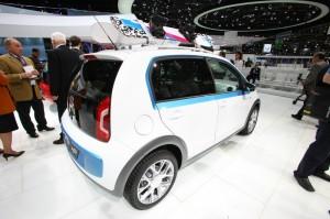Der Volkswagen Einter Up auf der Genfer Autosalon 2012