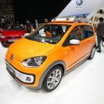 Der Volkswagen X Up auf der Genfer Autosalon 2012