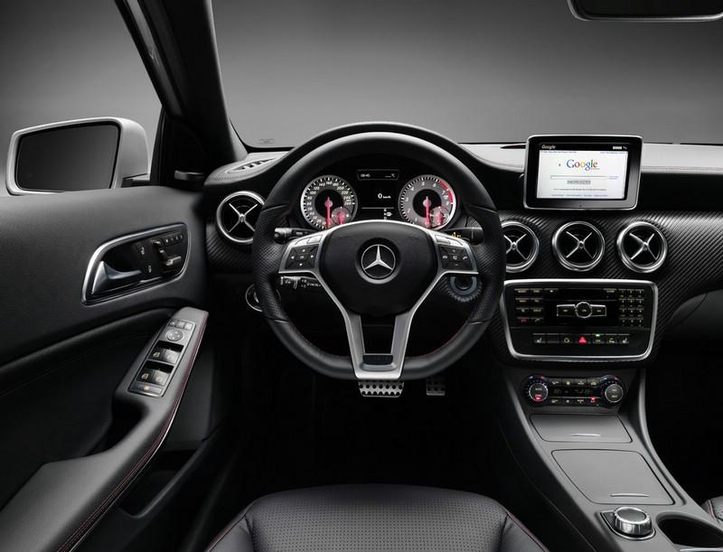 Auto cockpit mercedes  Galerie: A-Klasse Cockpit | Bilder und Fotos