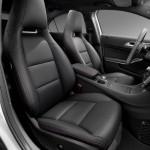 Die Sitze (Vorne) der neuen Mercedes-Benz A-Klasse