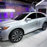 Acura RDX ist die Luxus-Marke von Hinda