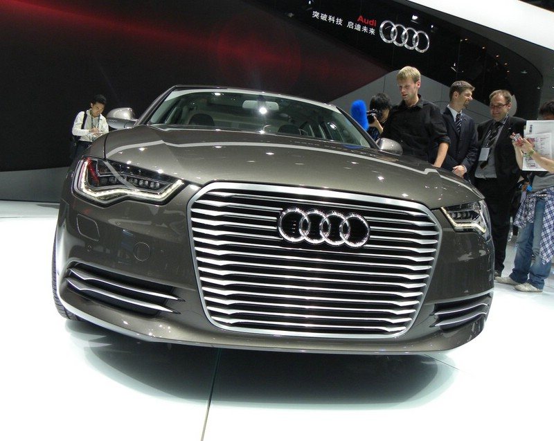 Audi a6 grill submited images