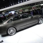 Der Audi A6 L E-Tron ist ein Concept car