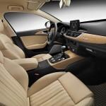 Das Interieur des Audi A6 allroad quattro
