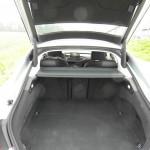 Der Kofferraum des Audi A7 Sportback