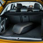 Der Kofferraum des Audi Q3 jinlong yufeng