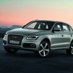 Der Audi Q5 Facelift 2012