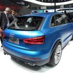 Audi präsentiert Studie RS Q3 auf der Automesse Peking 2012