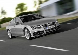 Audi S7 Sportback 2012 (Fahraufnahme)