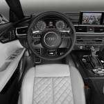 Cockpit des Audi S7 Sportback
