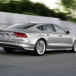 Der neue Audi S7 Sportback in der Seitenansicht