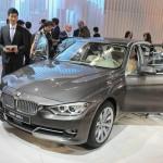 BMW 3er Limousine in der Langversion auf der Auto China 2012
