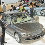 BMWs neuer 3er Limousine in der Langversion