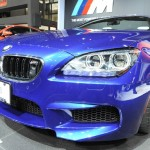 BMW M6 Cabriolet Grill - New York 2012