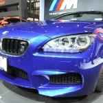 BMW M6 Cabriolet Grill - New York 2012