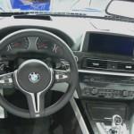 Das Cockpit des BMW M6 Cabriolet