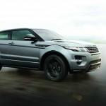 Range Rover Evoque Special Edition in der Seitenansicht