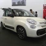 Fiat 500L auf einer Veranstaltung