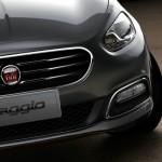 Fiat Viaggio Grill