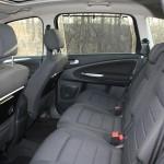 Im Fond des Ford S-Max haben die Passagiere genug Beinfreiheit