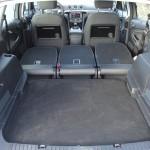 Der Laderaum des Ford S-Max 1.6 TDCi Titanium