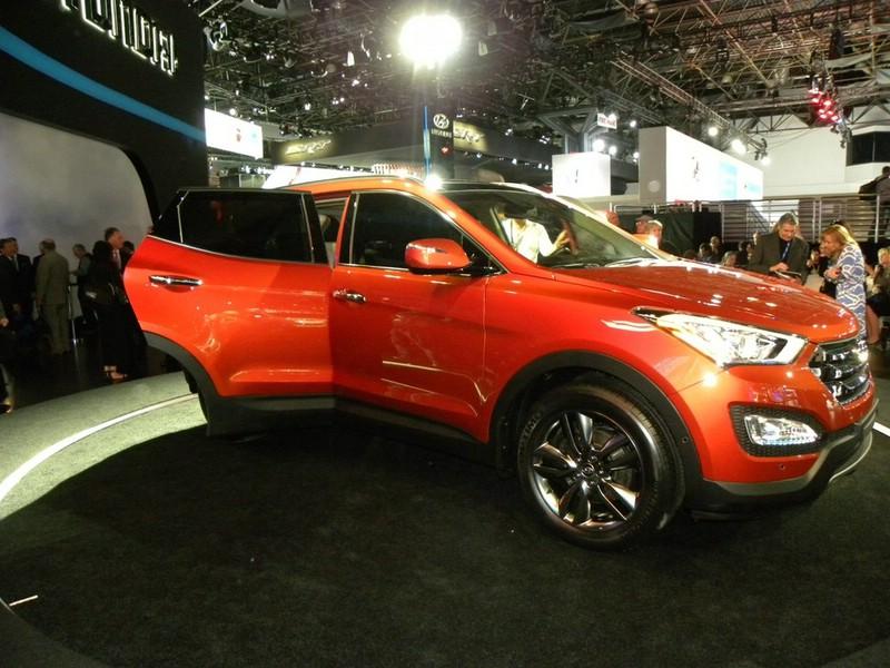 Hyundai Santa Fe in der dritten Generation