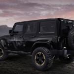 Jeep Wrangler Dragon ist noch ein Konzeptfahrzeug