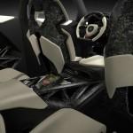 Der Innenraum des neuen Lamborghini Urus