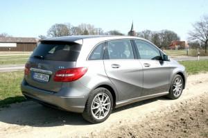 Mercedes-Benz B 200 CDI mit 136 PS