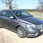 Die neue Mercedes-Benz B-Klasse im Fahrbericht