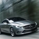 Mercedes-Benz wird das Concept Style Coupe auf der Auto China präsentieren